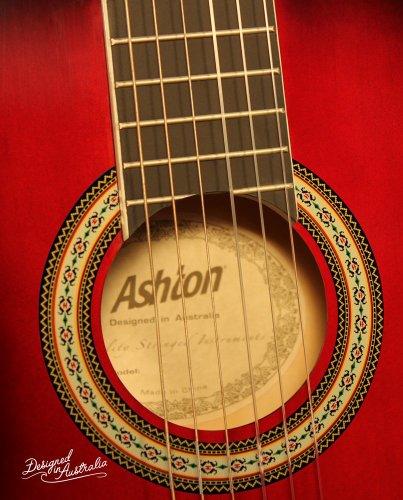 Ashton CG44 MSA-Set chitarra classica 4/4, con accessori