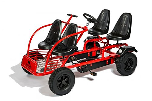 Dino Cars Gokart - Train - 4 Personen Gokart - 230.100