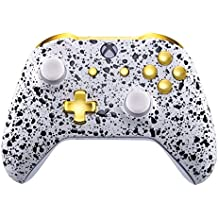 Xbox One Controller - 3D White & Gold Edition