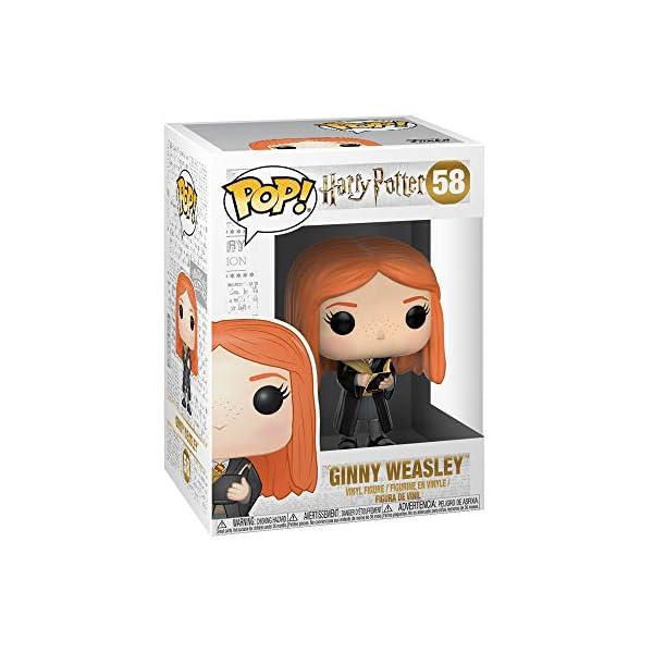 Funko Pop Ginny con el diario de Tom Riddle (Harry Potter 60) Funko Pop Harry Potter