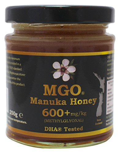 Manuka Honey 600+mg - 250g