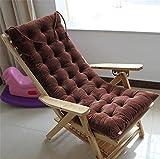 pengweiCojines reclinables cojines de color s¨®lido m¨¢s grueso antideslizante sof¨¢ cojines silla , 2