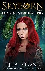 Skyborn (Dragons and Druids Book 1) (English Edition)
