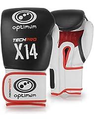 Optimum Tech Pro X14 Gants de boxe