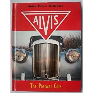 Alvis: The Postwar Cars