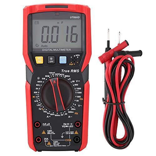 Digital Multimeter Tester, UNI-T UT89X / UT89XD NVC Mess Digitalmultimeter NVC-Mess-Handmultimeter,Digital Multimeter mit Temperaturprüfung(UT89XD)
