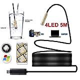 USB video camera endoscopio serpente ispezione impermeabile tubo - Best Reviews Guide