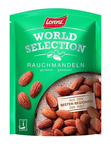 Lorenz Snack World Rauch-Mandeln , 12er Pack (12 x 100 g)