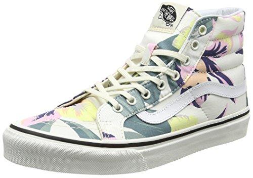 Vans-Sk8-Hi-Slim-Zapatillas-de-Entrenamiento-Para-Mujer-Varios-Colores-Vintage-Floral-405-EU