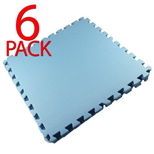 6 Pk Blue – Exercise Mats