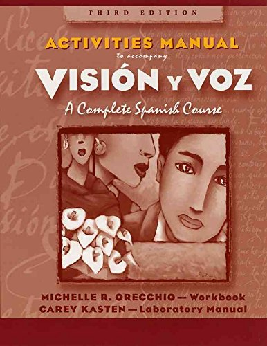[(Vision Y Voz : Introductory Spanish)] [By (author) Vicki Galloway] published on (October, 2002)