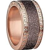 Bering Damen-Ringe Edelstahl mit Ringgröße 52 (16.6) Bangkok 6