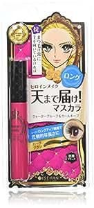 Isehan Kiss Me heroine make | Mascara | Long & Curl Mascara S 01 Jet Black 6g...