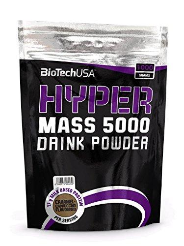 Biotech USA Hyper Mass 5000, 1KG Beutel , Schoko (2er Pack)