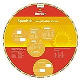 Spanisch – Unregelmäßige Verben: Wheel – Spanisch – Unregelmäßige Verben