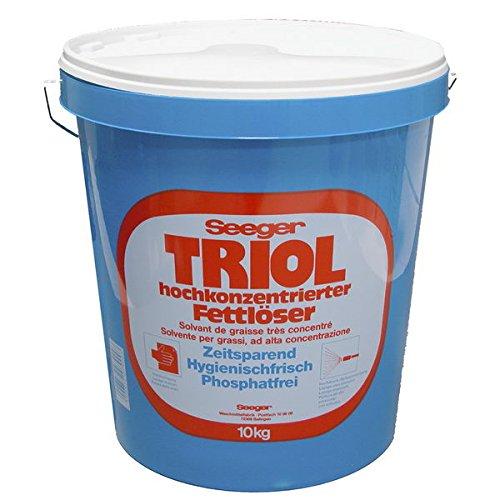 triol originale hochkonzentrierter sgrassante di pasta 10kg secchio