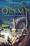 Helden des Olymp 1: Der verschwundene Halbgott - Rick Riordan