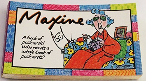 Maxine Postcard Book by Shoebox Greetings (1996-08-03)