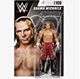 WWE GCB82 - Basis Actionfigur Shawn Michaels 15 cm, Actionfiguren ab 6 Jahren