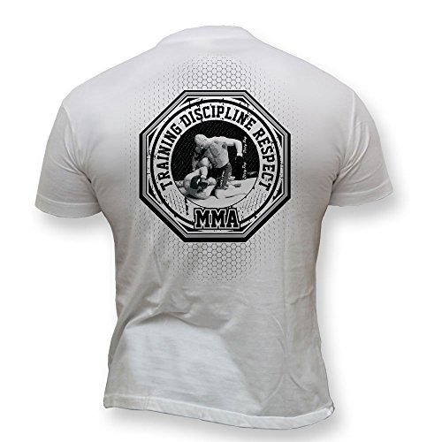 Dirty Ray Artes Marciales MMA Fighter camiseta