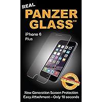 PanzerGlass PG1012 - Protector de pantalla para Apple iPhone 6 Plus/6S Plus, transparente