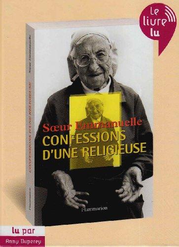 Confessions d'une Religieuse (Audiobook)