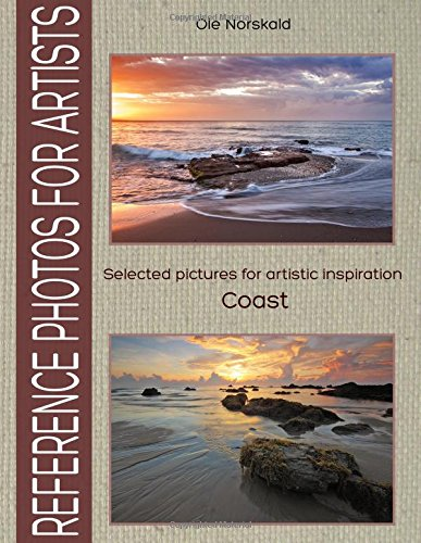 Reference Photos for Artists: Selected pictures for artistic inspiration: Coast thumbnail