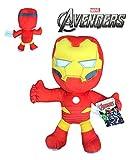 Marvel - Peluche Iron Man 30cm Qualité Super Soft