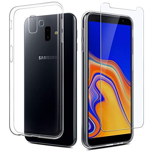 EasyAcc Funda Protector Pantalla Samsung Galaxy J6