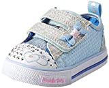 Skechers Baby Girls' Shuffles-Itsy Bitsy Trainers