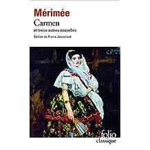 Nouvelles complètes, tome 2 : Carmen et treize autres nouvelles (Anglais) de Prosper Mérimée ( 13 mai 1974 )