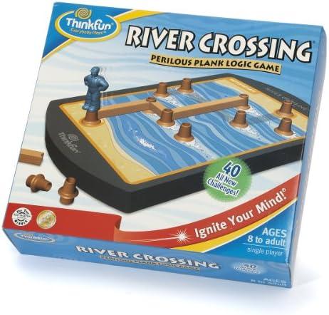 Joyeuses fêtes fêtes fêtes et bonnes affaires! Think Fun River Crossing Jeu | Pas Chers  fe8c7d