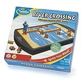 ThinkFun TF7020 - River Crossing, juego de tablero [Importado de Inglaterra]