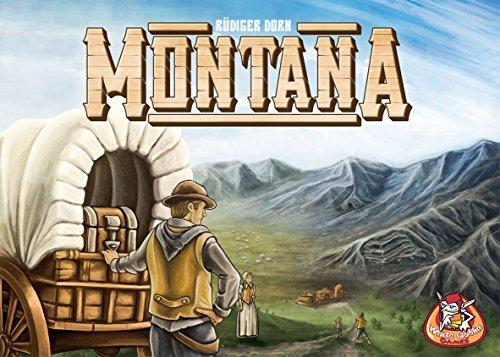 White Goblin Games WGG1721 - Montana (Goblins Spiel)