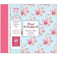 """Snap Load Album 12""""X12""""-Floral Pavilion"""