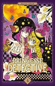 Princesse Détective Edition simple Tome 4