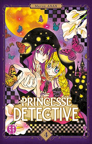 Princesse Détective Edition simple Tome 4