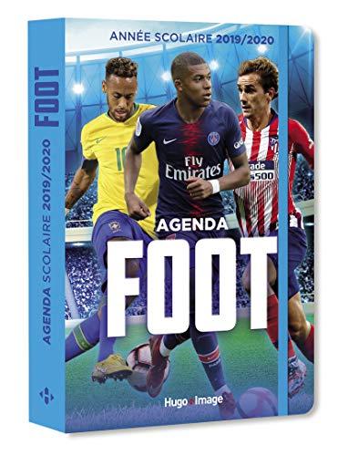 Agenda scolaire 2019-2020 Foot par Collectif