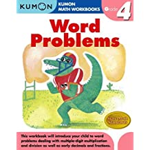 Grade 4 Word Problems (Kumon Math Workbooks)