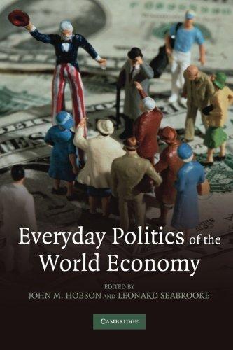 Everyday Politics of the World Economy (2007-12-03)