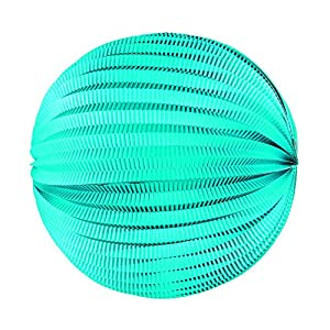 Tim & Puce 50213M - Farol Redondo (20 cm), diseño de Pato, Color Azul
