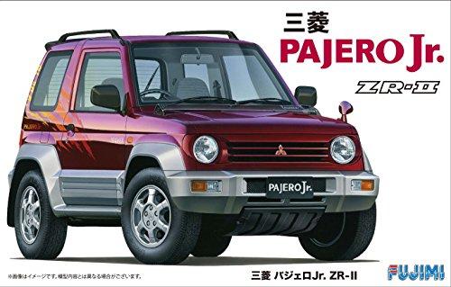 24.1 Zoll-Up Series No.116 Mitsubishi Pajero Junior II ZR- Zr-serie