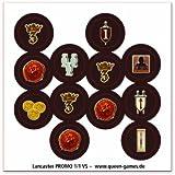 Queen Games 61021 - Lancaster Mini Erweiterung 1: Ertragsplättchen