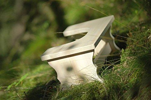 Stokrle sgabello in legno salutare per evacuazione perfetta e