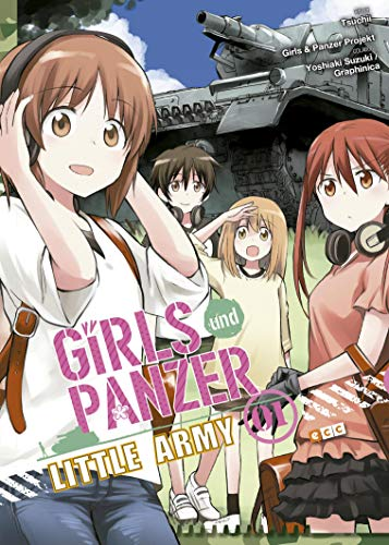 Girls und Panzer - Little Army (O.C.): Girls und Panzer - Little Army núm. 01 (de 2) -