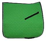 EQuest Schabracke Cotton Classic Regular Plus Größe/Farbe DR/grün