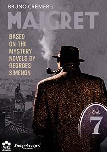 Maigret: Set 7 [DVD] [Region 1] [US Import] [NTSC]