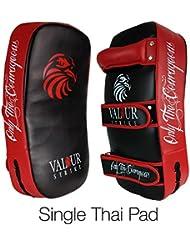 Valour Strike - Escudo curvo para artes marciales (1 solo escudo)