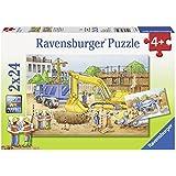 Ravensburger 08899 - Vorsicht Baustelle!