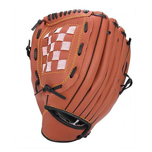 AQD Baseballhandschuh Softballhandschuhe - Rechtshänder - Erwachsenen- und Jugendgrößen - Größe 32 cm - Einfacher Einstieg in den Baseballhandschuh12.5